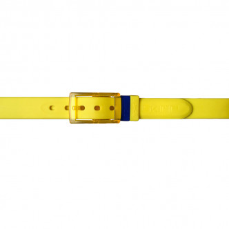 Belt L'Artistique - Yellow