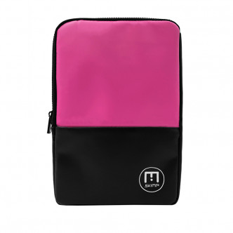 The Pink Connectée M Laptop cover