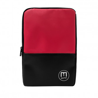 The Red Connectée M Laptop cover
