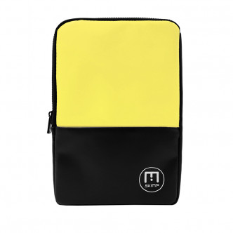 The Yellow Connectée Laptop cover M