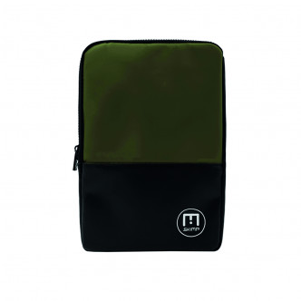 The Army Green Connectée S Laptop cover