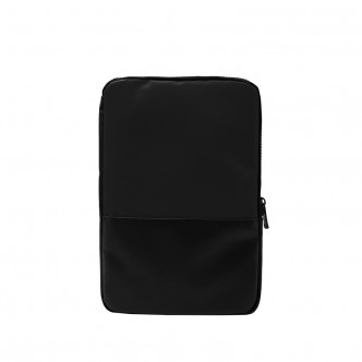 The Black Connectée S Laptop Cover