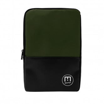 The Army Green Connectée M Laptop cover