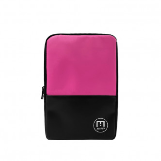 The Pink Connectée S Laptop cover