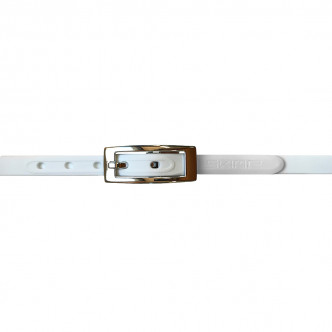 Belt La Charmeuse - White
