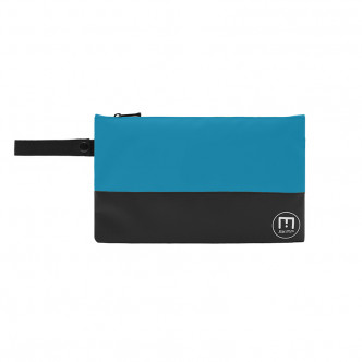 The Azur Blue Fidèle Pouch