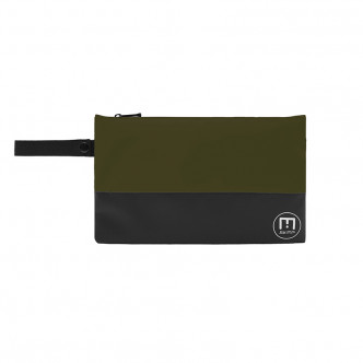 The Army Green Fidèle Pouch