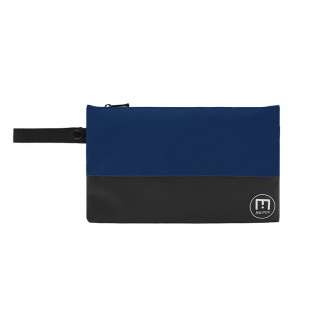 The Dark Blue Fidèle Pouch