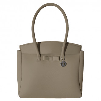 The Beige Felix L Bag