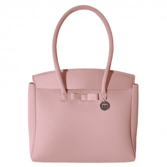 The light pink Felix L Bag