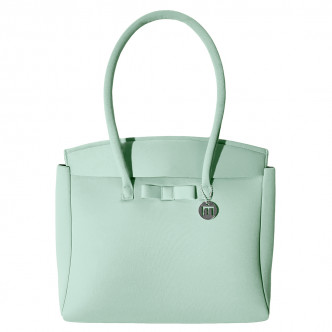 The Pastel Green Felix L Bag