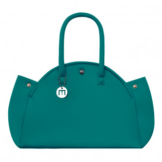 The Emerald Indomptable bag