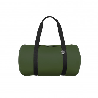 The army green Complice bag, camouflage when necessary