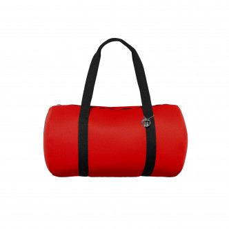 Lady in red...take this red Complice bag and be seen from far!