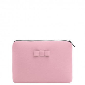 The Light Pink Discrète Pouch