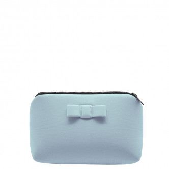 Pouch La Secrète - Light blue