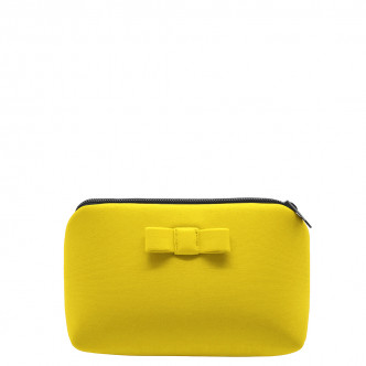 Pouch La Secrète - Yellow