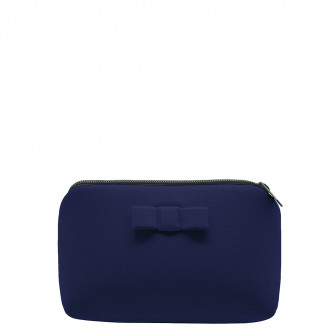 Pouch La Secrète - Dark blue