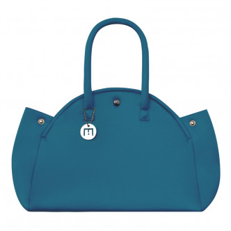 Bag L'Indomptable - Teal blue