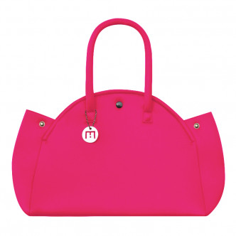 Sac L'Indomptable - Fuchsia