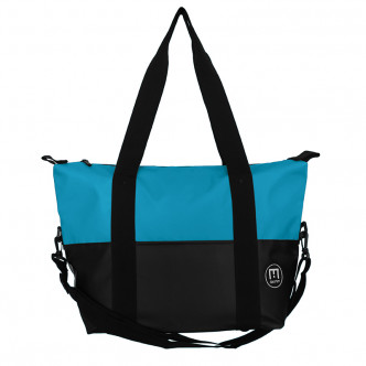 48H bag Le Nomade - Azure blue
