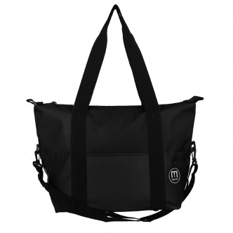 48H bag Le Nomade - Black
