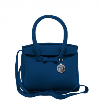 "Bag ""Imposteur"" M dark blue"